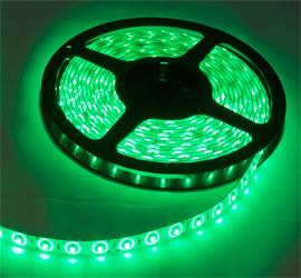 Certifikace vlastnící LED pásky